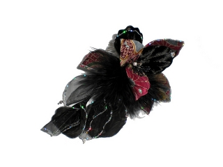 Flower kanzashi, hear accessary