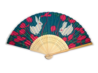 SENSU rabbit and flower