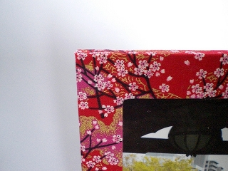 Photo frame, Japanese style, handmade