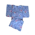 YUKATA, skyblue for woman