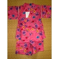 JINBEI for girls flower/red