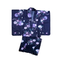 YUKATA, black for women