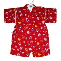 JINBEI for girls, red